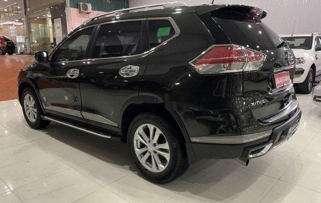 Salon bán Nissan X trail 2018, màu đen số tự động7