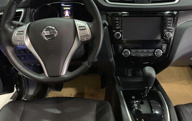 Salon bán Nissan X trail 2018, màu đen số tự động2
