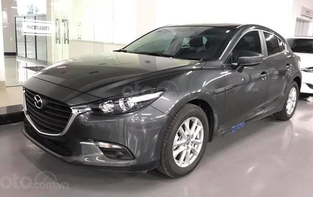 Xe Mazda 3 1.5L SX 2019 - sẵn xe đủ màu giao ngay, hỗ trợ trả góp 90%, cam kết giá tốt nhất Hà Nội, hotline 09688835580