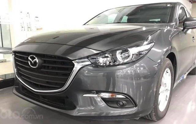 Xe Mazda 3 1.5L SX 2019 - sẵn xe đủ màu giao ngay, hỗ trợ trả góp 90%, cam kết giá tốt nhất Hà Nội, hotline 09688835581