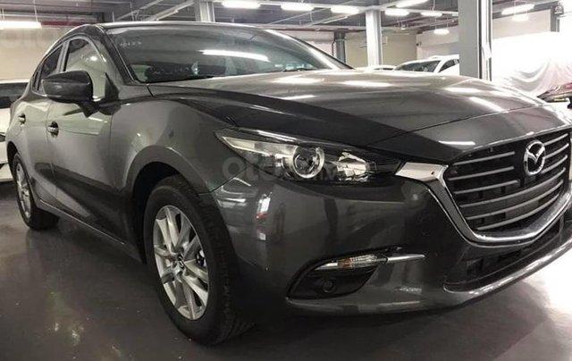 Xe Mazda 3 1.5L SX 2019 - sẵn xe đủ màu giao ngay, hỗ trợ trả góp 90%, cam kết giá tốt nhất Hà Nội, hotline 09688835584