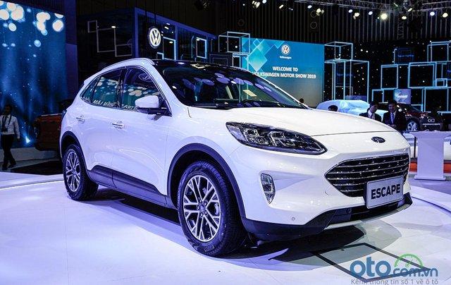 Ford Escape 2020 trưng bày tại VMS 2019, chuẩn bị ra mắt năm sau2