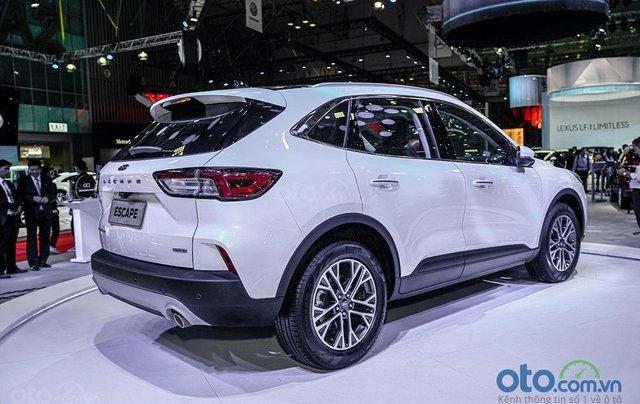 Ford Escape 2020 trưng bày tại VMS 2019, chuẩn bị ra mắt năm sau4
