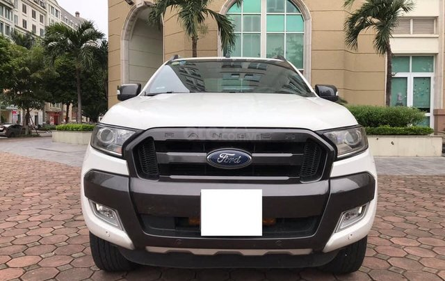 Bán ô tô Ford Ranger 3.2L Wildtrak 4x4 AT 20160