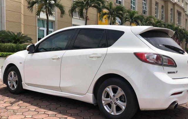 Bán ô tô Mazda 3 1.6AT đời 2010, màu trắng, nhập khẩu nguyên chiếc0