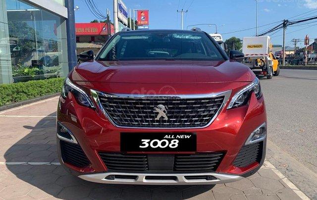 Bán xe Peugeot 3008 màu đỏ ưu đãi cực tốt0
