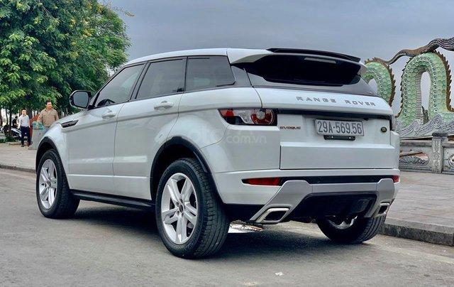 Cần bán LandRover Evoque Dynamic sản xuất năm 2012, màu trắng, nhập khẩu nguyên chiếc4
