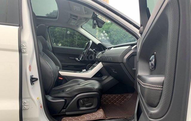 Cần bán LandRover Evoque Dynamic sản xuất năm 2012, màu trắng, nhập khẩu nguyên chiếc5