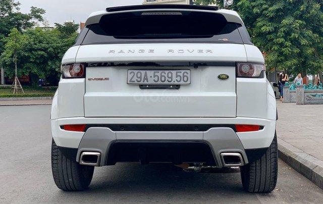 Cần bán LandRover Evoque Dynamic sản xuất năm 2012, màu trắng, nhập khẩu nguyên chiếc10