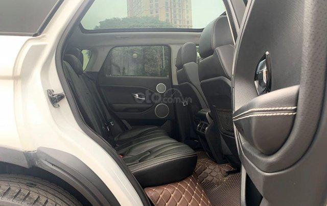 Cần bán LandRover Evoque Dynamic sản xuất năm 2012, màu trắng, nhập khẩu nguyên chiếc12