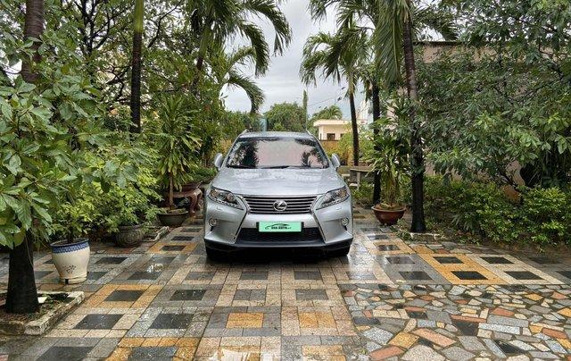 Giao ngay Lexus RX350-AWD sản xuất 2014 tư nhân chính chủ - uy tín giá tốt8