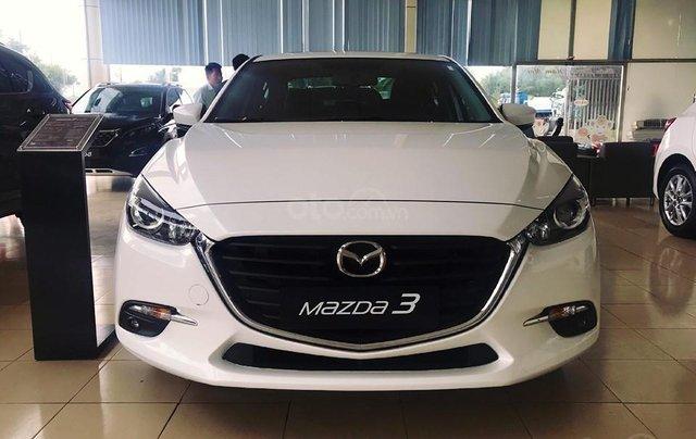 Mazda 3 Luxury 2019 - ưu đãi khủng lên đến 70 triệu đồng0