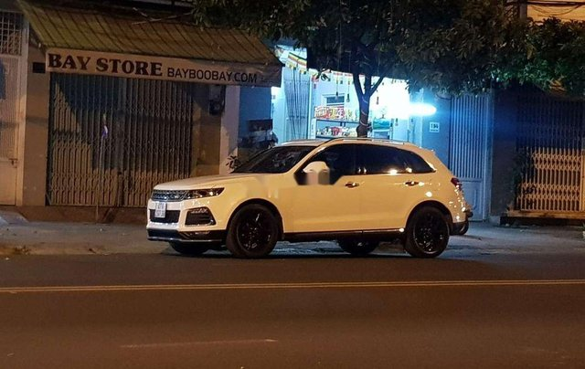 Bán Zotye T600 2017, màu trắng, nhập khẩu0