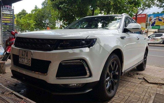 Bán Zotye T600 2017, màu trắng, nhập khẩu1