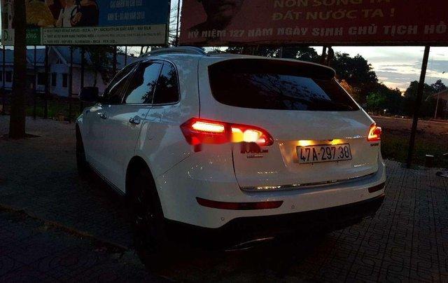 Bán Zotye T600 2017, màu trắng, nhập khẩu10