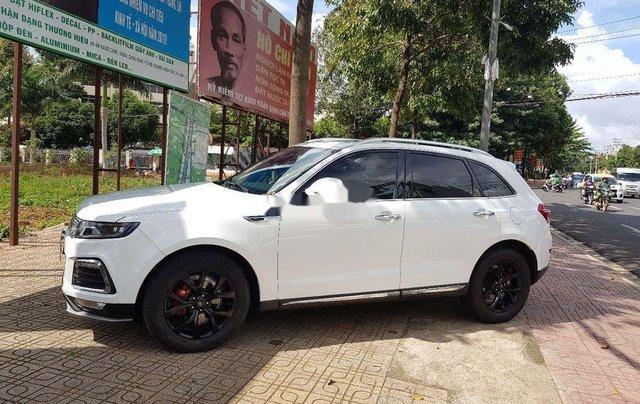 Bán Zotye T600 2017, màu trắng, nhập khẩu6