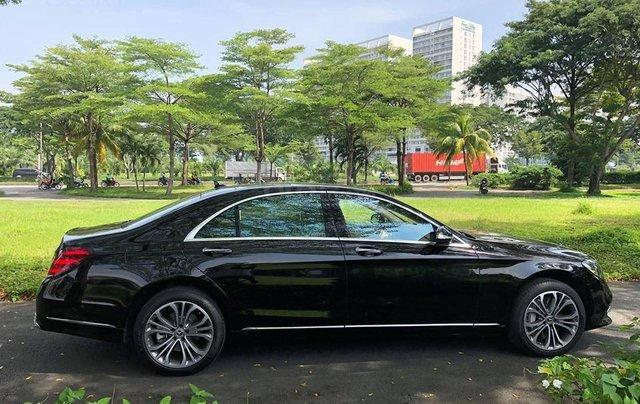 Bán xe Mercedes S450 Luxury màu đen đời 2019 siêu mới - dòng xe siêu sang, trả trước 20% nhận xe ngay3