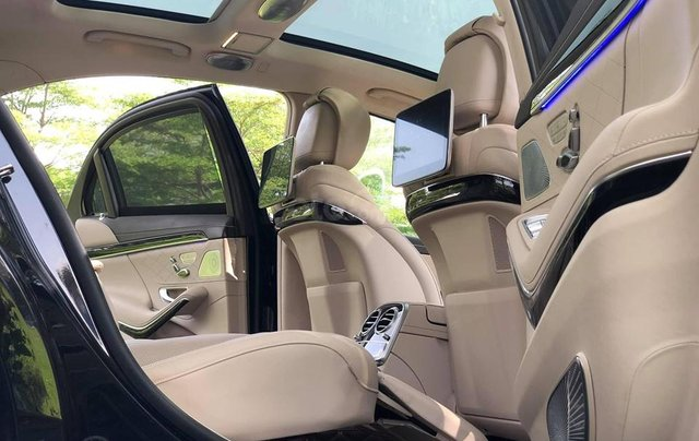 Bán xe Mercedes S450 Luxury màu đen đời 2019 siêu mới - dòng xe siêu sang, trả trước 20% nhận xe ngay8