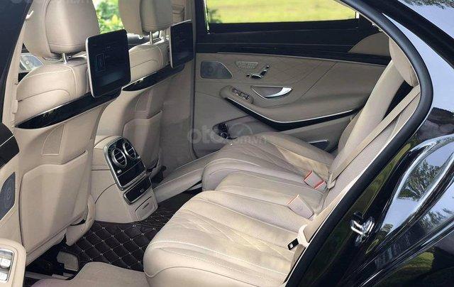 Bán xe Mercedes S450 Luxury màu đen đời 2019 siêu mới - dòng xe siêu sang, trả trước 20% nhận xe ngay10