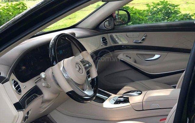 Bán xe Mercedes S450 Luxury màu đen đời 2019 siêu mới - dòng xe siêu sang, trả trước 20% nhận xe ngay12