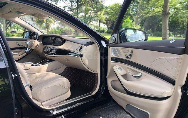 Bán xe Mercedes S450 Luxury màu đen đời 2019 siêu mới - dòng xe siêu sang, trả trước 20% nhận xe ngay9