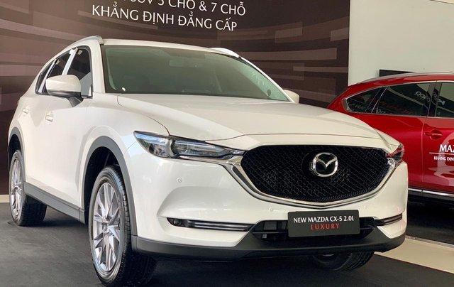 Bán Mazda CX5 mới nhất chỉ 280tr rinh xe về - hỗ trợ hồ sơ vay1