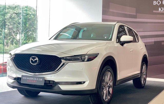 Bán Mazda CX5 mới nhất chỉ 280tr rinh xe về - hỗ trợ hồ sơ vay6