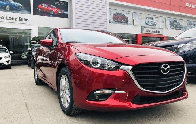 Mazda Long Biên- giá xe Mazda 3 tháng 11 khuyến mại lên đến 70 triệu- hỗ trợ vay trả góp lãi suất 0%0