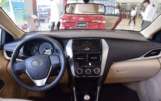 Bán xe Vios số sàn, nhiều quà tặng hấp dẫn trong tháng 11. Liên hệ ngay Toyota An Sương3