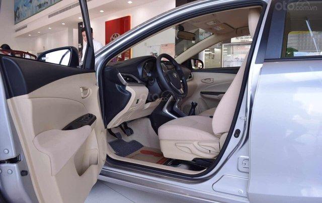 Bán xe Vios số sàn, nhiều quà tặng hấp dẫn trong tháng 11. Liên hệ ngay Toyota An Sương4