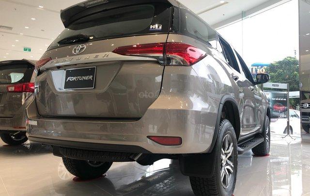 Bán ô tô Toyota Fortuner 2.4G Số sàn đời 2019, màu bạc, giá chỉ 933 triệu1