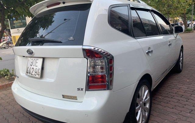 Bán xe Kia Carens 2.0AT năm 2011, màu trắng1