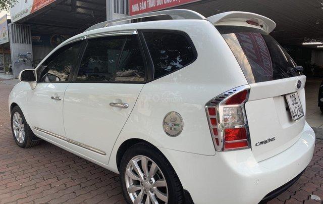 Bán xe Kia Carens 2.0AT năm 2011, màu trắng7