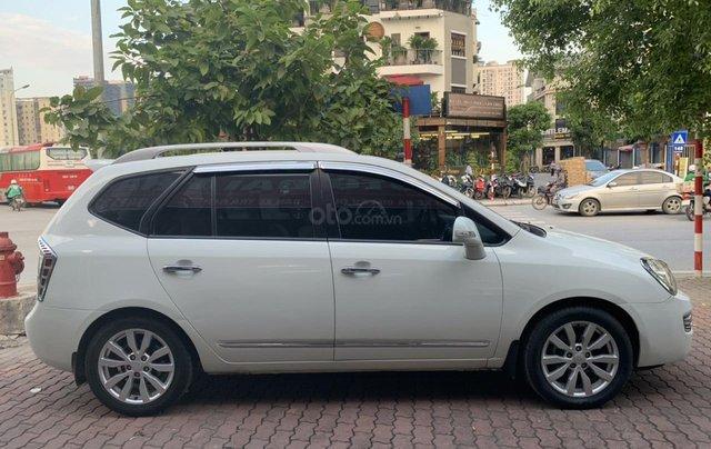 Bán xe Kia Carens 2.0AT năm 2011, màu trắng3