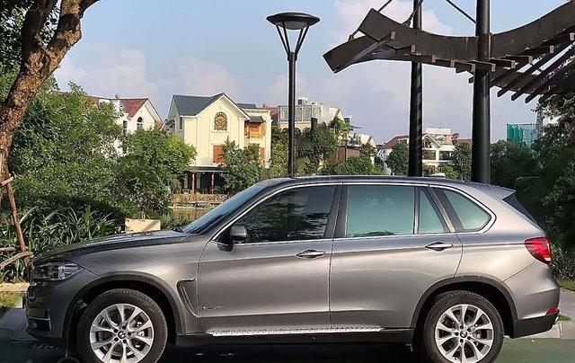Bán BMW X5 sản xuất năm 2014, màu xám, nhập khẩu nguyên chiếc chính hãng0