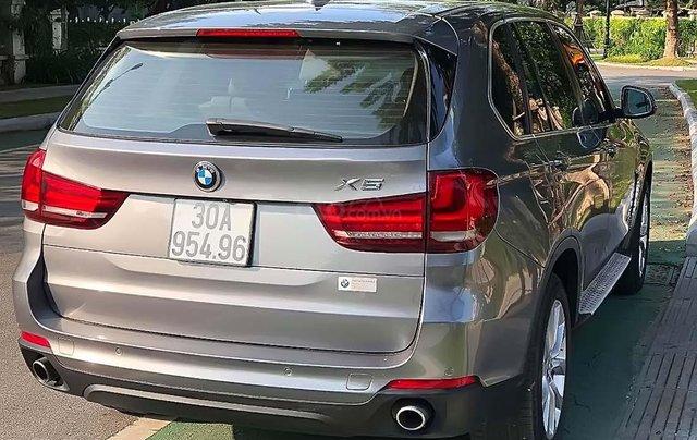 Bán BMW X5 sản xuất năm 2014, màu xám, nhập khẩu nguyên chiếc chính hãng1