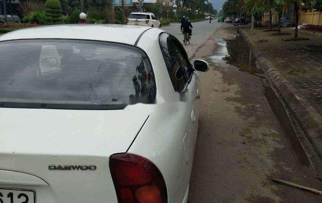 Cần bán xe Daewoo Lanos năm 2002, màu trắng1