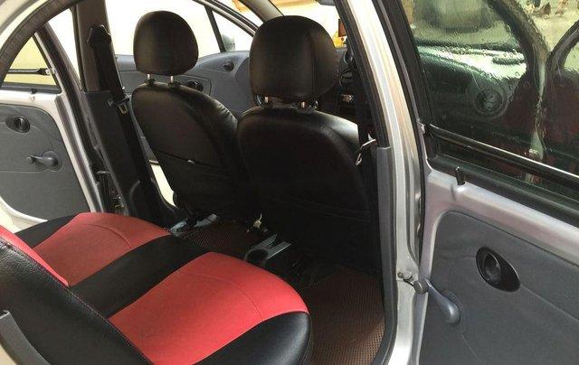 Cần bán Chevrolet Spark đời 2013, màu bạc chính chủ, giá tốt2
