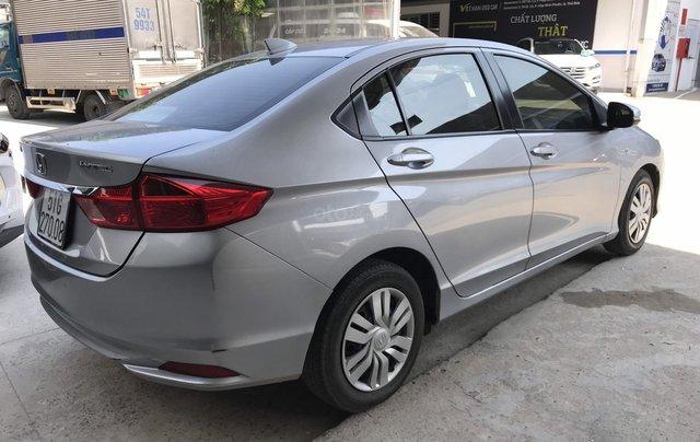 Bán Honda City 1.5MT màu bạc, số sàn, sản xuất 2017, biển Sài Gòn6