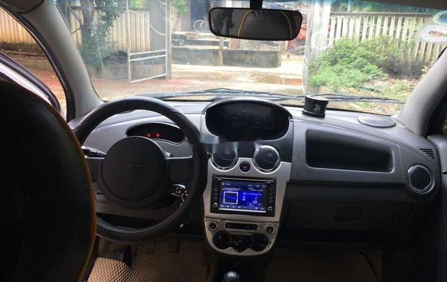 Bán xe Chevrolet Spark 2009, màu trắng, giá tốt2