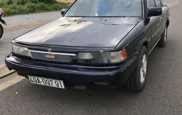 Bán Toyota Camry đời 1987, nhập khẩu0
