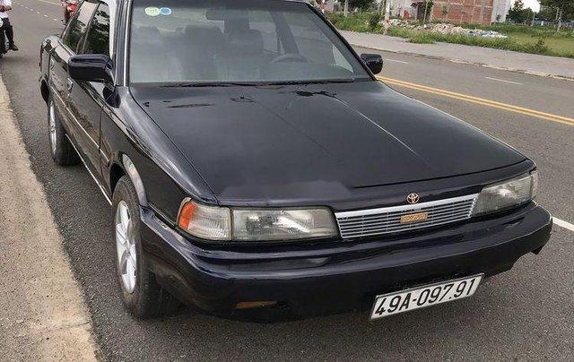 Bán Toyota Camry đời 1987, nhập khẩu2