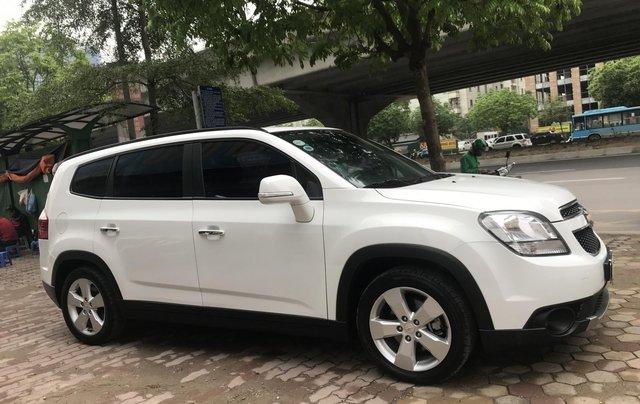 Cần bán Chevrolet Orlando LTZ 2017, đăng ký 2018 màu trắng2