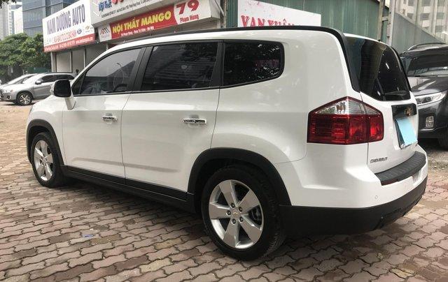 Cần bán Chevrolet Orlando LTZ 2017, đăng ký 2018 màu trắng4