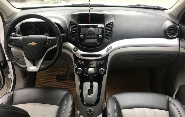 Cần bán Chevrolet Orlando LTZ 2017, đăng ký 2018 màu trắng7