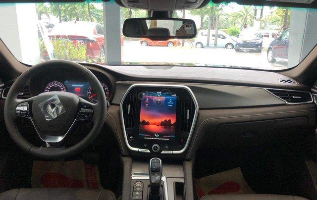 Bán xe VinFast LUX A2.0 full-Da Nappa Nâu 2019, màu bạc 0911234775 em Long15
