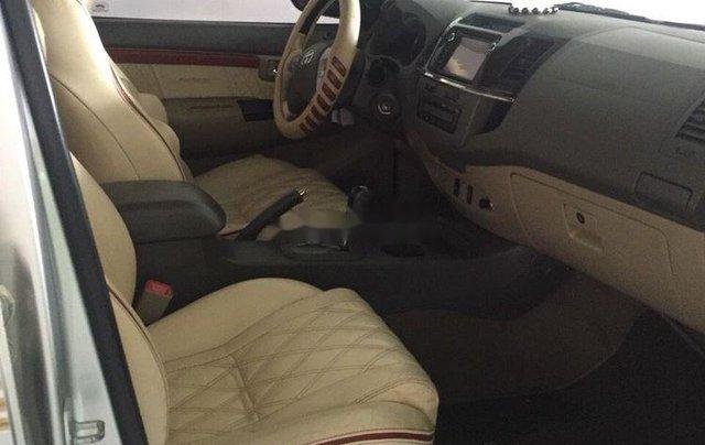 Bán xe Toyota Fortuner năm sản xuất 2012 xe nguyên bản2