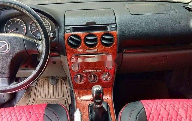 Cần bán lại xe Mazda 6 sản xuất năm 2003, 210 triệu3