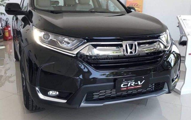 Honda Mỹ Đình: Giá Honda CRV bản E đời 2020, KM khủng, hỗ trợ trả góp1