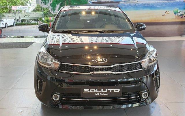 Kia Soluto ưu đãi lên tới 12tr đồng chỉ từ 130tr lấy xe 09810701411